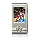 X1 Quad Band Dual Card Bluetooth FM Touch Screen Cell Phone Gray (2GB TF Card)(SZ05150575)