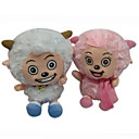 Lovely Plush Sheep Stereo Speaker for DVD - AM - FM radio - MP3 (SMQ3456)