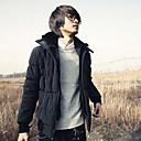Stylish Men's Waterproof Down Wadded Winter Coat (LGT1110-1)