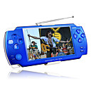JXD Brand 4GB 4.3 Inch Fashion Design Game MP5/MP3 Player with Digital Camera(JXD2000)