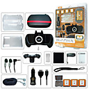 PSP GO 16 in 1 Accessories Gift Pack Bundle(CEV006)