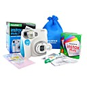 Fujifilm Instax Mini 7s blue Instant Camera Gift Set (DCE119)