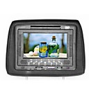 7.0 inch TFT-LCD Headrest DVD-USB-SD-FM Transimitter- 32 bit Game Function -infrared earphone-668