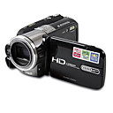 ORDRO HDV-D80 HD1080P 12.0MP Enhanced CMOS Digital Camcorder with 3.0 inch TFT LCD 5X Optical Zoom and 4X Digital Zoom(SMQ5630)