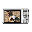 Aigo F100 10.2MP CCD-Digitalkamera mit 2,7-Zoll-TFT-LCD mit optischem 3fach-Zoom ISO 1600 Panorama-Shooting (dce186)