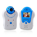 1,5-Zoll 2,4 GHz digitale drahtlose Baby-Monitor-Kit mit Nachtsicht Wireless Camera (sfa69)