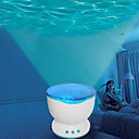 Ocean Wave Lichtprojector + Speaker