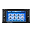 6 inch auto in-dash DVD-speler voor 2008-2009 Toyota Corolla met bluetooth - fm - am - rds - tv