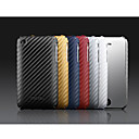 Protective Cover for iPhone 3G/3GS - Fiber Pattern (6 Colors Per Pack)