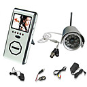 2.4 GHz Wireless Camera System (Color Camera + Receiver) with Night Vision (SFA-010212)