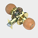 High Quality Zinc Alloy Keyed Entry Door Knob Lock (0770-3017)