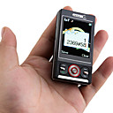 mini 520 Dual Card Dual Camera Quad Band with TV Function Slide Cell Phone Black (2GB TF Card)(SZ00720688)