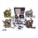 Professional Tattoo Machine Kit Completed Set With 4 Tattoo Gun Mahcines