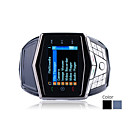 GD910 ultra mince bande quad bluetooth mp3 / mp4 montre-bracelet mobile avec clavier (carte 2GB TF) (sz05430046)