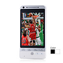GSM CDMA A6262+ Dual Card Dual Camera JAVA Bluetooth WIFI 3.5 Inch Trackball Cell Phone (2GB TF Card)