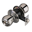 Zinc Alloy Keyed Entry Door Knob Lock (0799-5883-ET)