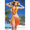 Sexy Hawaiian Grass Skirt  H32/ Sexy Costumes (0804BD031-0728)
