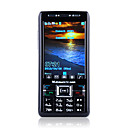 ct28 scheda dual band dual tv digitale touch screen del telefono cellulare nero (2GB TF card) (sz04581419)