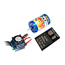 ezrun 60a 17.5t motore brushless esc per 1/10/12 rc auto (h290407703581)