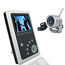 2.5 Inch TFT LCD 2.4GHz Wireless DVR Baby Monitor Kit with1/3 CMOS Camera with Night vision(SFA1065)