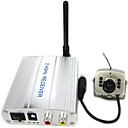 2.4GHZ 4 Channels Ultra Small Wireless Camera kit