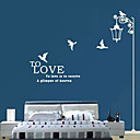 Adhesive Decorative Wall Sticker (0940-WS11)