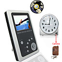 2,5 pollici TFT LCD 2.4GHz Wireless Baby Kit dvr monitor con telecomando kit telecamera orologio di controllo (sfa1050)