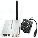 2.4GHz Wireless Receiver and Water Resistant Wireless Camera