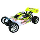 1/10th Scale 4WD Nitro Powered Off-Road Buggy Yellow (TPGB-1086UY)