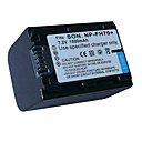 vervangende camcorder batterij fh70/fh100 voor Sony DCR-dcr-dvd105/sony dvd308 (09370112)