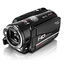 HD-9Z Camcorder DVR 5.0MP CMOS 1080P High Definition Video Record with 3.0inch LCD Display 20X Zoom Mov H.264 Quanlity (DCE337)