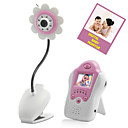 Baby Monitor with Night Vision AV OUT Flower Design