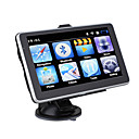 6 inch draagbare high-definition touch-screen Auto GPS navigator - bluetooth - ebook