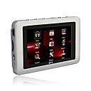 1gb 3,0 pollici metallico lettore multimediale portatile - radio mp3/video/fm / registrazione audio / speaker (kly267)