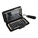 dual sim 3,2 inch QWERTY-toetsenbord mobiele telefoon (wifi dual camera tv quad-band)