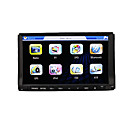 "7"" Digital Touch Screen 2-Din Car DVD Player-GPS-Steering Wheel Control-PIP-RDS-CDC-Ipod-Bluetooth-DVB-T-Dual Zone"