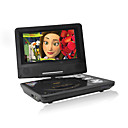 Portable DVD Player with 7 Inch LCD Widescreen + Copy Function (HV21)