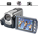 High Definition Digital Video Camera (Black)(DC027)