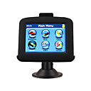 "3.5"" Portable High Definition Touch Screen Car GPS Navigator  - Media - TF Card"