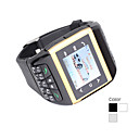 Q9 dual card quad-band Bluetooth Watch mobiele telefoon (2GB TF-kaart)