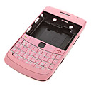 Replacement Full Housing Case with Keyboard for BlackBerry 9700 - Pink