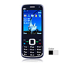 N6700 JAVA WIFI Dual Card Quad Band Dual Camera TV Cell Phone(2GB TF Card)