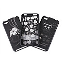 Silicone Protective Case for iPhone 4 - Grid (3 colour Per Pack)
