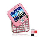 2.4 Inch Swivel Touchscreen Cell Phone with WIFI, TV (Pink)