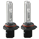 35W - HID Xenon Conversion Kit - Lamp 9006 4300K 6000K With CE