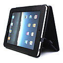 "Protective Bracket Leather Flip-Open Case + Movie Stand for Apple 9.7"" iPad (Black)"