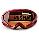unisex protect ski goggles with anti fog coating(0833-PX1001C)