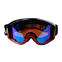 unisex double lays protect ski goggles with anti fog coating(0833-1803)