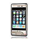 Quad Band Touchscreen Dual SIM WiFi Media Cell Phone