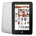 "Android 2.0 Tablet PC MID With Wifi-7"" TFT Touch Screen-ARM 11-VIA 8505-400MHZ-DDR2 256MB-Gsensor-Camera(E6000543PC01)"